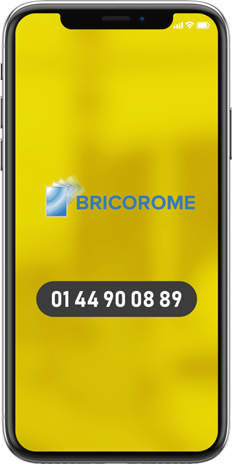 BRICOROME paris, 01 44 90 08 89
